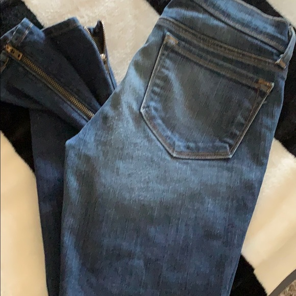 J Brand Denim - J Brand Phoebe Zipper leg Jean
